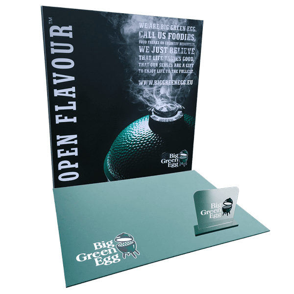 Afbeelding van BIG GREEN EGG FLOOR STAGE NATURE