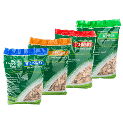 Afbeelding van BIG GREEN EGG WOOD CHIPS