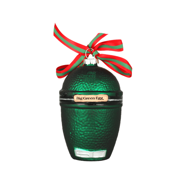 Afbeelding van BIG GREEN EGG CHRISTMAS ORNAMENT