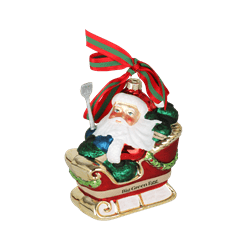 Afbeelding van BIG GREEN EGG CHRISTMAS ORNAMENT 'THE TRADITIONAL'