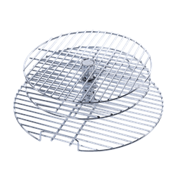 Afbeelding van BIG GREEN EGG 3 LEVEL COOKING GRID