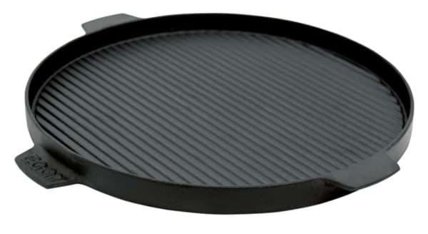 Afbeelding van BIG GREEN EGG CAST IRON PLANCHA GRIDDLE