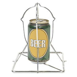 Afbeelding van BEER CAN CHICKEN RACK