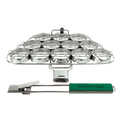 Afbeelding van BIG GREEN EGG MINI BURGER SLIDER BASKET