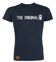 Afbeelding van T-SHIRT THE ORIGINAL - NAVY