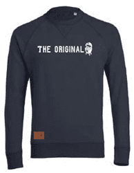 Afbeelding van SWEATER THE ORIGINAL - NAVY - L